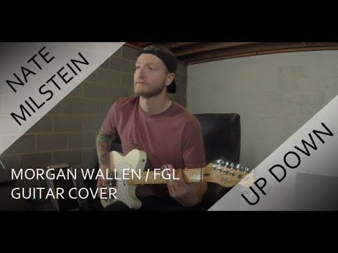 Morgan Wallen - Up Down ft. Florida Georgia Line (Guitar Cover)