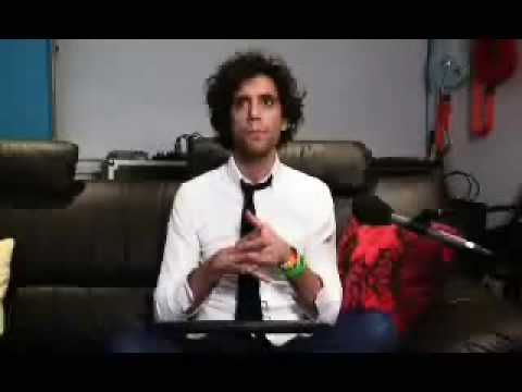 MIKA on MySpace, Part 1
