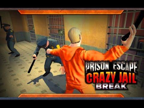 Prison Escape Crazy Jail Break - Gameplay (ios, ipad) (ENG)