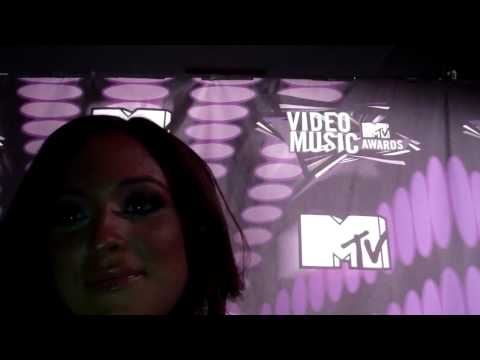 Sammi from Jersey Shore at the 2011 MTV  Music Awards