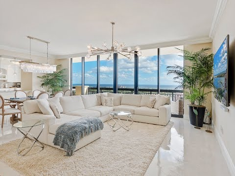 Luxurious Penthouse for Sale in Downtown West Palm Beach
