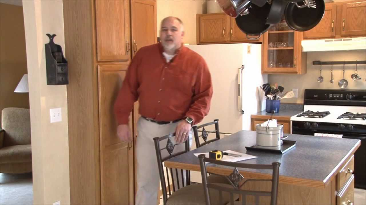 How To Measure Kitchen Cabinets By CliqStudios.com   YouTube