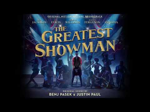 Tightrope from The Greatest Showman Soundtrack  Audio