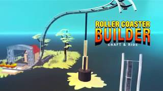 Craft & Ride: Roller Coaster Builder