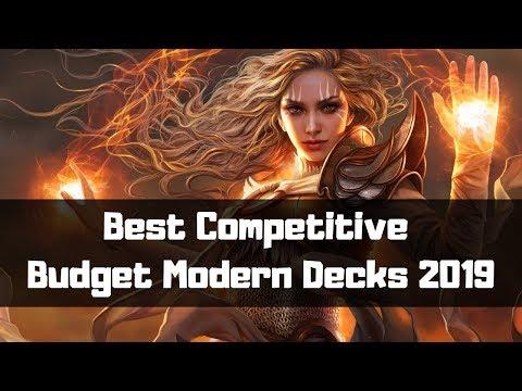 Best Budget Modern Decks 2019 Best Competitive Magic the Gathering Budget Modern Decks 2019