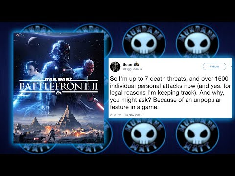 The EA Dev who claimed BATTLEFRONT 2 fans sent threats was lying