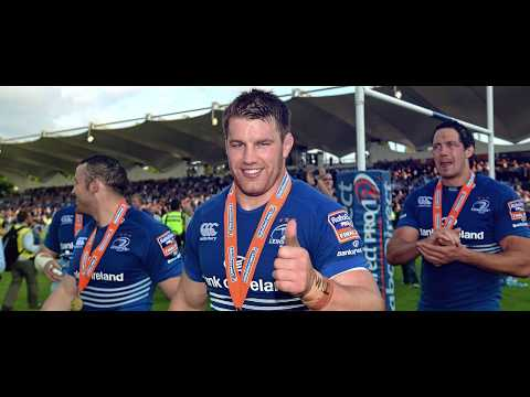 Leinster Rugby tribute to Seán O'Brien | #ThanksSeánie