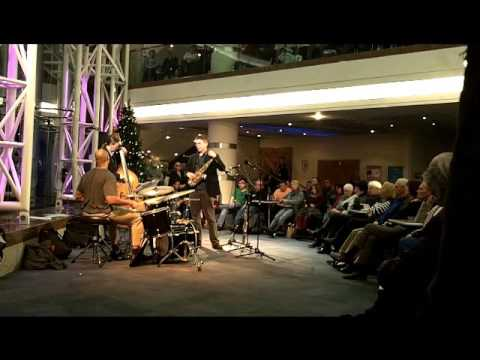 Sam Coombes Trio, 'Pace of Change', December 2015