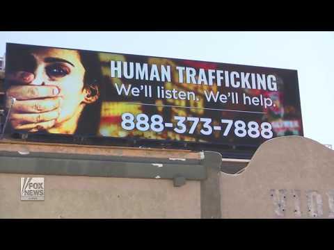 21/9/17 Obchod s bílým masem v Las Vegas se potírá reklamní kampaní a horkou linkou zdarma. USA