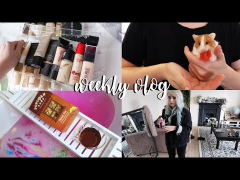 DECLUTTERING + DATING | Weekly Vlog #1