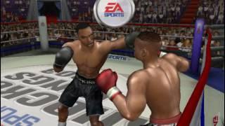 Bernard Hopkins vs Floyd Mayweather Jr - Knockout Kings 2003