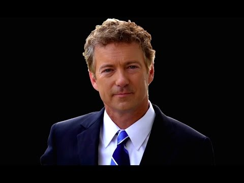 Rand Paul - Race, Drugs & The Justice System