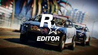 Gambar cover Grand Theft Auto V - Introducing the Rockstar Editor