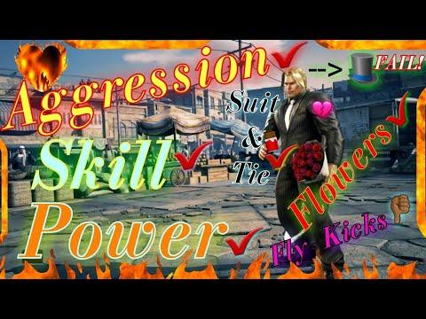 ?#Tekken7 - A B?D Valentine! ChaFoShizzle [Paul Phoenix??] vs Sherm-X69X [Armor King??]