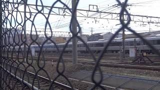 JR京都線 京都駅周辺 走行集