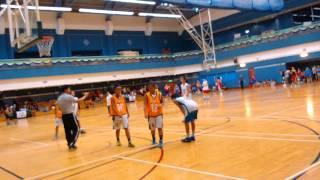 東九龍青少年三人籃球賽 英華 vs Oyster