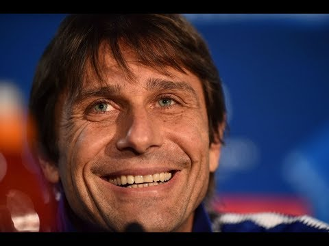 Antonio Conte Press Conference | Everton v Chelsea