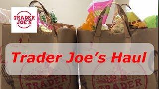 Trader Joe's Haul | August 2018