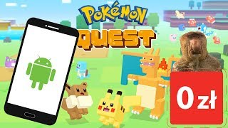 Pokemon QUEST (Darmowe gry na Androida) / 22.09.2018 (#6)