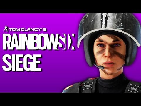 MAGIC MIRA!   Rainbow Six: Siege (ft. H2O Delirious, Cartoonz, & Ohm)