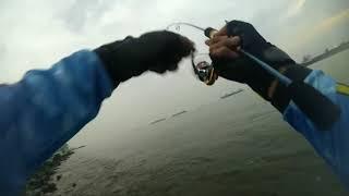 Strike banyak dengan lure murah ultralight fishing Jakarta