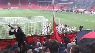Veliký dík Strašákovi :) SK Slavia Praha - Hradec Králové (0:0) 1:1