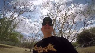 """Vlog Viajero con ALKAPON DZIBILCHALTUN """"Aliens, Piedras Robadas y El Cenote"""""""