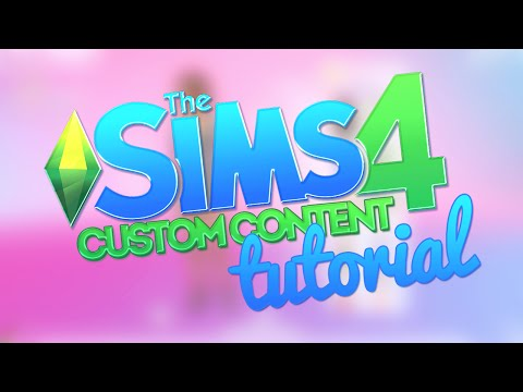 The Sims 4 | Tutorial - How To Install Custom Content & CC Websites