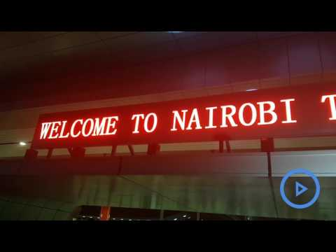 A tour of the new SGR Nairobi terminus