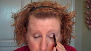 Evening or Day Eye Shadow Tutorial & Demonstration Thumbnail