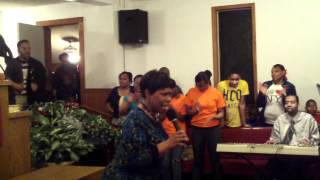 "Beulah Grove Youth Explosion Special Request Sis: Elsie Hall  ""Resting Easy"""