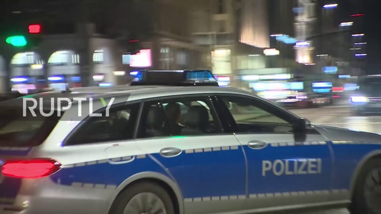 Germany: One stabbed in Hamburg brawl