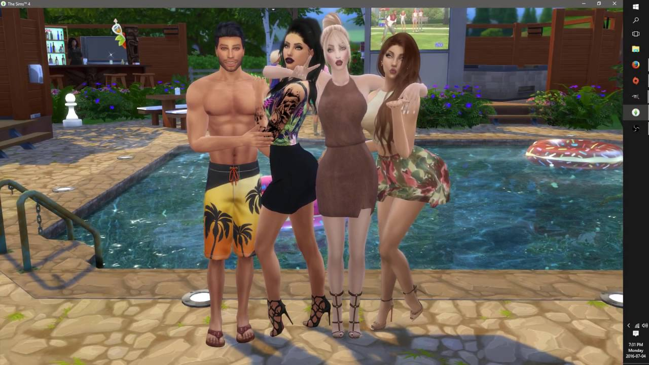 SweetSorrowSims - The Sims 4 Custom Content - SQUAD Pose Pack & How to use  the Teleporter Statue