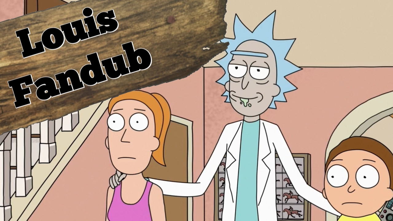 Rick And Morty Deutsch Staffel 1 Folge 1