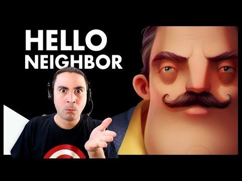 Ο Παράξενος Γείτονας! (Hello Neighbor)