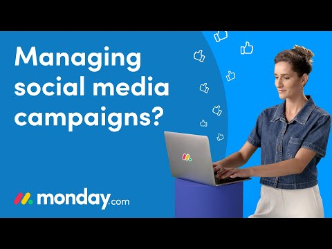Manage all your social media campaigns in one place | monday.com