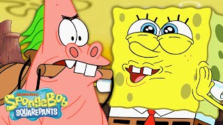 Patrick Star-Horse  | Pat the Horse | SpongeBob