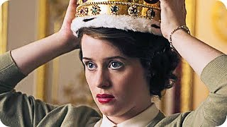 THE CROWN Season 1 TRAILER (2016) New Netflix Series