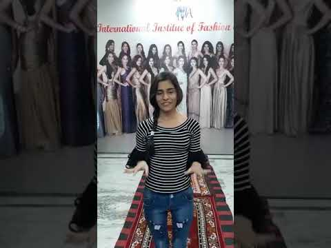 International Institute Of Fashion Academy Youtube