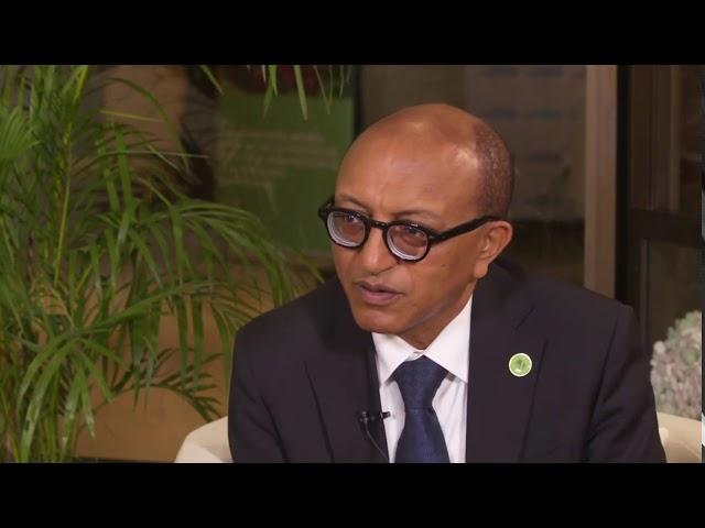 #AGRF2019 Fireside Chat: Michael Hailu, Director - CTA