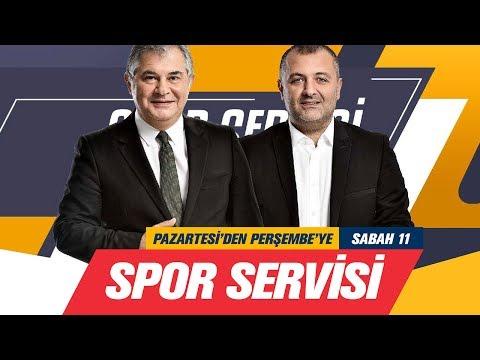Spor Servisi 25 Mayıs 2017