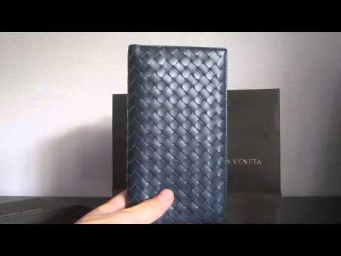 Bottega Veneta Coin Purse Wallet Unboxing 34ea6ea77f8cd
