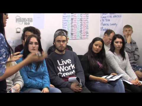 Young people from unemployment to Employment YE in Svishtov 2016