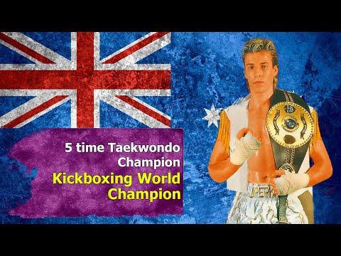 Steve Vick (Taekwondo Fighter In Kickboxing)