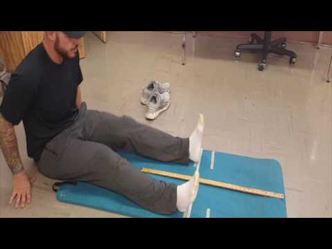 Flexibility Assessment by Kevin Bartlett
