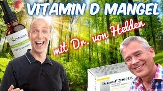 VITAMIN D MANGEL - Dr. Raimund von Helden Interview - Presse, Ärzte & die Medien