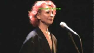Esther Ofarim - Morning of my life (live in St. Augustin, 2011)