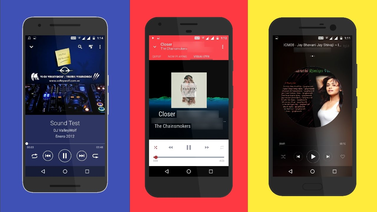 Top 5 Music Apps To Use On Android TV - The Frisky