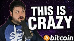 Why the Current Price of Bitcoin IS CRAZY!