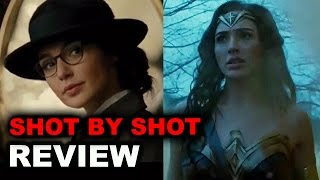 Wonder Woman Trailer Review & Reaction - First Footage - Beyond The Trailer